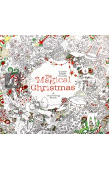 The Magical Christmas. A Colouring Book this globalizing world