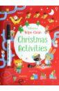 Robson Kirsteen Wipe-Clean Christmas Activities