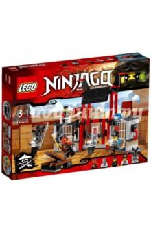 Конструктор Ninjago Побег из тюрьмы Криптариум (70591) lego ninjago конструктор побег из тюрьмы криптариум 70591