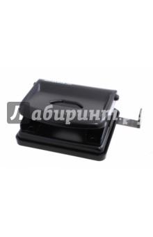 Дырокол Nero (металлический, 25 листов, черный) (392027-01) дырокол deli pro e0120 40 листов в ассортименте