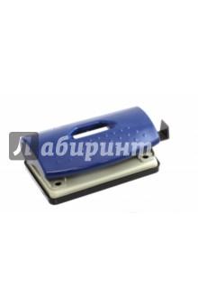 Дырокол Primer (пластиковый, 10 листов, синий) (391033-02) дырокол deli pro e0120 40 листов в ассортименте