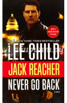Never Go Back child l jack reacher never go back a novel dell mass marke tie in edition