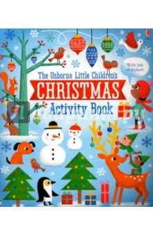 Little Children's Christmas Activity Book hot spot 4 activity book