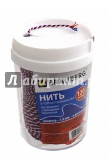 Нить х/б для прошивки (120 м, в диспенсере) (601813)