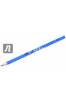 "Карандаш чернографитный ""Wopex"" (HB, цвет корпуса голубой неон) (180 HB-F30) STAEDTLER"