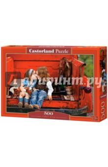 Купить Puzzle-500 Первый поцелуй (B-52523), Castorland, Пазлы (400-600 элементов)