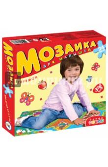 Мозаика для малышей Теремок. 24 детали дрофа медиа мозаика для малышей азбука 24 макси детали дрофа медиа