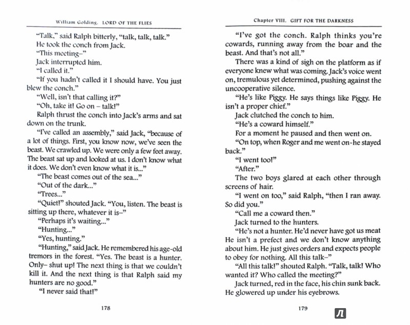 an overview of the different themes in the novel lord of the flies by william golding Like many excellent works, william golding's novel, the lord of the flies can be read on many different levels it is possible to read the book literally, as a.