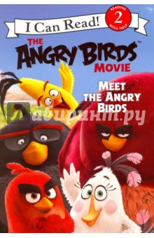 Angry Birds Movie. Meet the Angry Birds (Level 2)