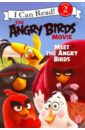 Angry Birds Movie. Meet the Angry Birds (Level 2) brokis night birds silhouette of birds in the evening sky freedom of bird flight a poetic charm and unprecedented dynamism