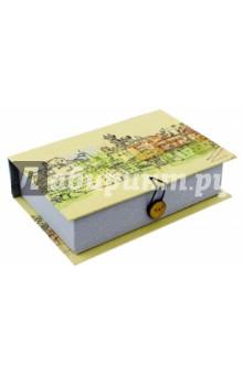 Коробка подарочная BASSANO DEL GRAPPA (42370) коробка подарочная феникс презент восточный калейдоскоп 16 6 х 7 6 х 1 см