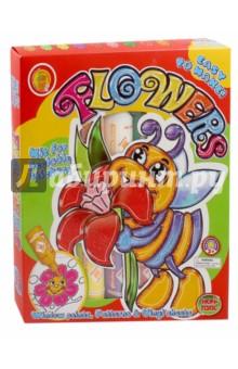 Набор Цветочная фантазия (OE20WP/10FL) набор витражных красок orange elephant с витражом фоторамкой дюймовочка