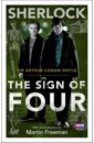 лучшая цена Doyle Arthur Conan The Sign of Four