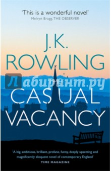 The Casual Vacancy art of war