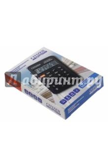 Калькулятор карманный Citizen черный, 8-разрядный (LC-210N) калькулятор citizen sld 100n 8 разрядный черный