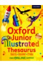 Oxford Junior Illustrated Thesaurus Hardcover