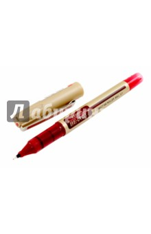 Ручка-роллер ZEBRA BE&DX7, 0.7мм, красный (EX-JB5-R)