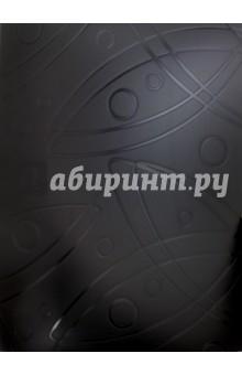 Папка Galaxy (40 прозрачных вкладышей, A4, черная) (GA40BLCK) папка с 40 прозр вклад бюрократ crystal cr40or a4 пластик 0 5мм оранжевый