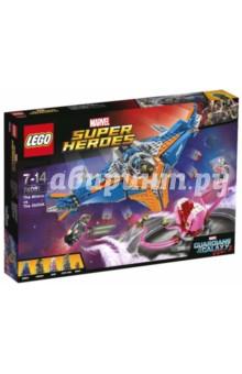 Конструктор LEGO Super Heroes. Милано против Абилиска (76081) конструктор lego super heroes 76054 бэтмен жатва страха