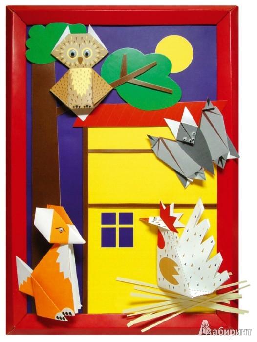 Иллюстрация 1 из 4 для Лиса в курятнике (АБ 14-202) | Лабиринт - игрушки. Источник: Лабиринт