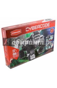 Конструктор Cyber Gorilla (211 элементов) (65401) конструктор cyber toy cybertechnic 2 в 1 303 детали 7781