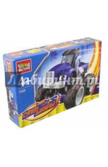 Конструктор Супер джипы (BB-1529-R) игрушка конструктор город мастеров горка землянички bb 1506 r
