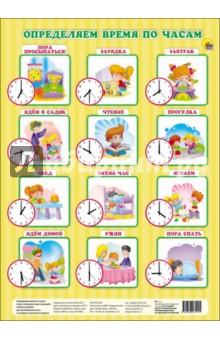 Определяем время по часам