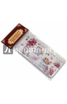 Zakazat.ru: Подарочная коробочка для денег Цветы (43666).