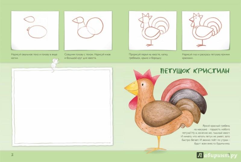 Иллюстрация 1 из 23 для Рисуем домашних животных - Корина Бойренмайстер | Лабиринт - книги. Источник: Лабиринт