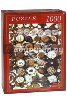 Puzzle-1000. Шоколад (КБ1000-6833) godox 35x160cm photo strobe studio flash softbox for bowens mount godox de qt dp de sk sp gs studio flash