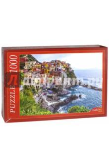 Puzzle-1000. Красочный город (КБ1000-6850) пазлы crystal puzzle 3d головоломка вулкан 40 деталей