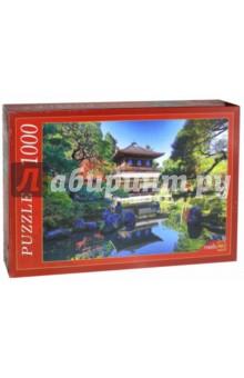 Puzzle-1000. Китайская пагода (КБ1000-6862) пазлы crystal puzzle 3d головоломка вулкан 40 деталей