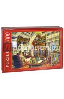 Puzzle-1000 Большая библиотека (МГ1000-7391) пазлы crystal puzzle 3d головоломка вулкан 40 деталей