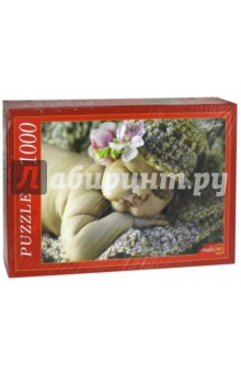 Puzzle-1000. Спящий малыш (МГ1000-7401) пазлы crystal puzzle 3d головоломка вулкан 40 деталей