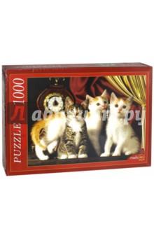 Puzzle-1000. Котята (РК1000-7789) пазлы crystal puzzle 3d головоломка вулкан 40 деталей
