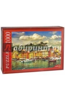 Puzzle-1000 Италия. Портофино (РК1000-7804) пазлы crystal puzzle 3d головоломка вулкан 40 деталей