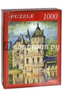 Puzzle-1000. Средневековый замок (РК1000-7812) puzzle 1000 замок simon mardsen 29563