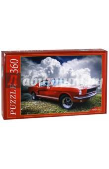 Puzzle-360. Красная машина (АЛ360-4004)