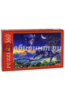 Puzzle-360. Пантера на ветке (МГ360-4003)