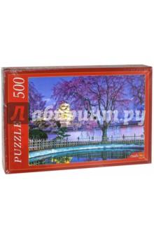 Puzzle-500. Замок Химэдзи (КБ500-7911) puzzle 500 яркие совы alpz500 7701