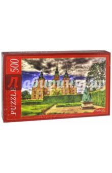 Puzzle-500. Резиденция Розенборг (КБ500-7924) puzzle 500 яркие совы alpz500 7701