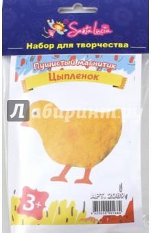 Аппликация на магнитике Цыпленок аппликация на магнитике ракета
