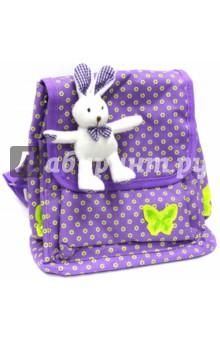 Рюкзак детский Цветочки (принт) (44307) рюкзак запорожец цветочки синий