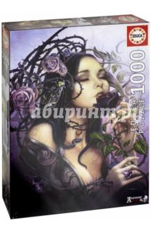 Пазл-1000 Полночная роза (17110)