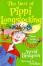 Lindgren Astrid Best of Pippi Longstocking