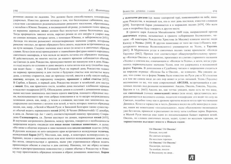 Иллюстрация 1 из 30 для Божества древних славян - Александр Фаминцын | Лабиринт - книги. Источник: Лабиринт