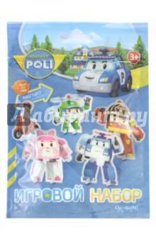 """Robocar. Игровой набор """"Поли и друзья"""" (02859)"""