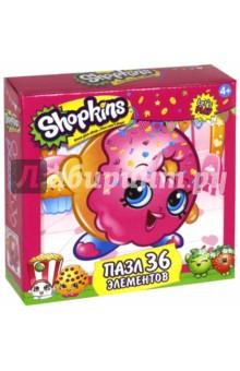 Shopkins. Пазл-36 D'lish Donut (02750) пазл оригами арт терапия кошка 360 элементов