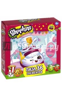 Shopkins. Пазл-36 Sneaky Wedge (02749) пазл оригами арт терапия кошка 360 элементов