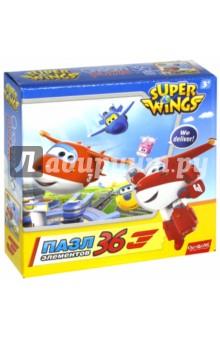 SuperWings. Пазл-36